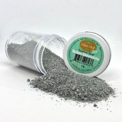 Emerald Creek Embossing Powder - Eileen Hull Molten Dimensions - Polished Silver
